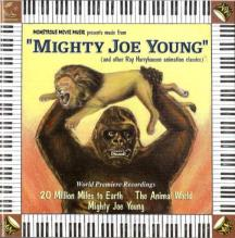 Mighty Joe Young cover