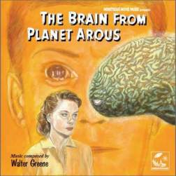 The Brain From Planet Arous cover