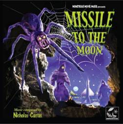 MISSILE TO THE MOON & FRANKENSTEIN'S DAUGHTER CD