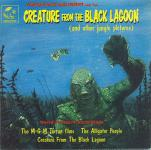 Creature From The Black Lagoon cover