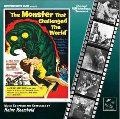 Monster That Challenged the World cover