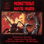 Monstrous Movie Music cover
