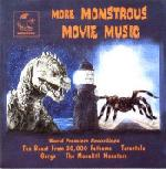 More Monstrous Movie Music cover