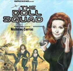 THE DOLL SQUAD cover